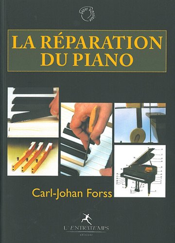 La réparation du piano