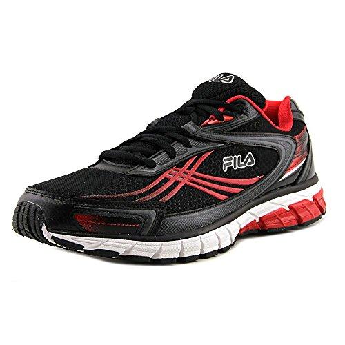Fila Nitro Fuel 2 zapatos corrientes de Energizadas Blk-Fred-Csrk