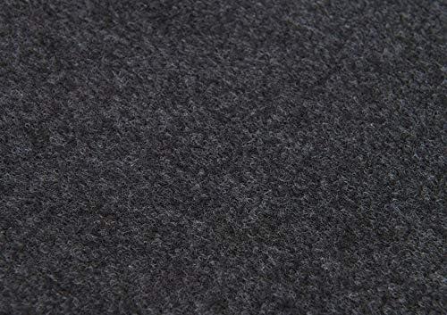 Shield Auto-Care 4 Way Stretch Anthracite Lining Carpet Trim 7 M + 7 TRIM FIX