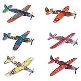 5 X Glider Planes 24 pack