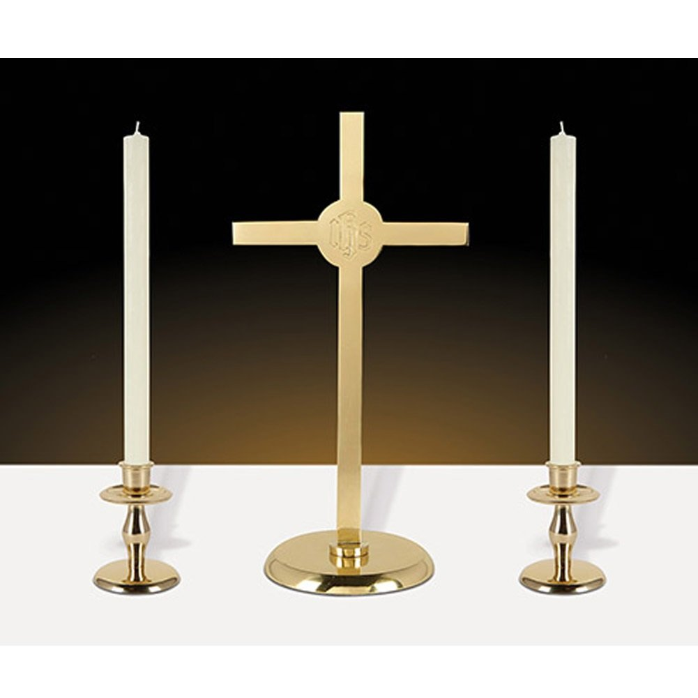 12''H Home Worship Altar Set Includes YC540 and YC541 by Christian Brands
