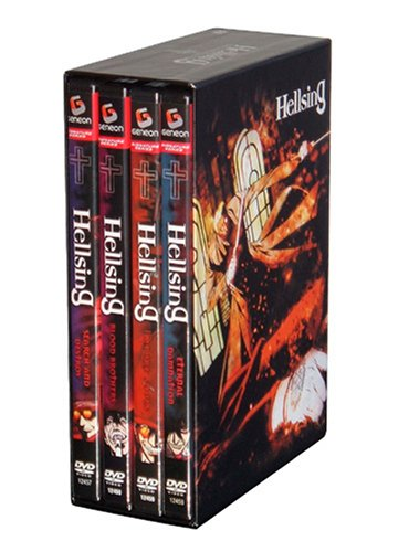 Hellsing: Complete Box Set for sale  Delivered anywhere in USA