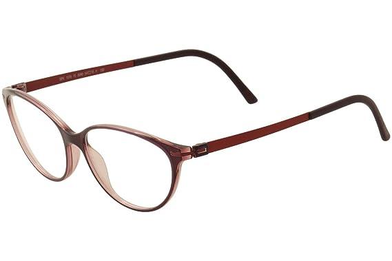 Silhouette Gafas de Vista TITAN ACCENT FULLRIM 1578 PINK ...