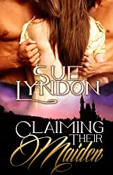 Claiming Their Maiden (Barbarian Mates Book 1)