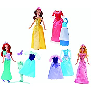 Amazon.com: Disney Princess Dreams Come True Doll & Fashions Gift ...