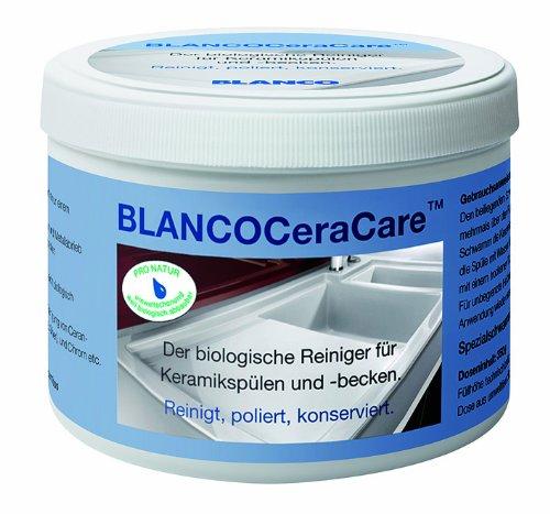 Blanco 519 080 CeraCare Biologischer Reiniger Reinigungsmittel Spüle Spülbecken