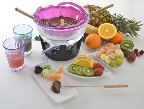 Charles Viancin Purple Cabbage Silicone Double Boiler New for 2014