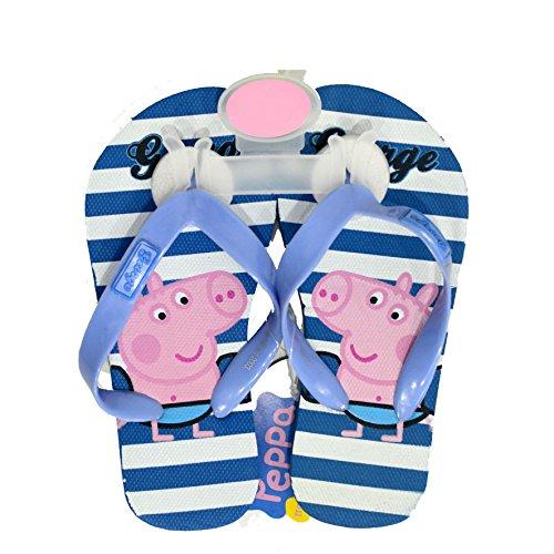 George le frère de Peppa Pig Tongs Premium Enfant