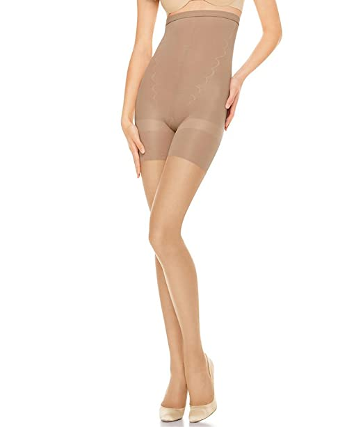 e140df26cd1 ASSETS Red Hot Label by SPANX High-Waist Sheers Firm Control Pantyhose