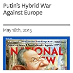 Putin's Hybrid War Against Europe | Edward Lucas