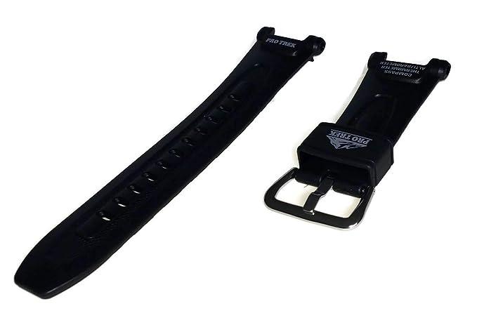 a4666e34a Amazon.com: Genuine Casio Replacement Watch Strap 10036568 for Casio ...