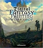 Digital Fantasy Painting Workshop, Martin McKenna, 0060724323