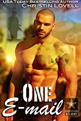One E-mail: (BBW Military Romance) (One Soldier Series Book 2)