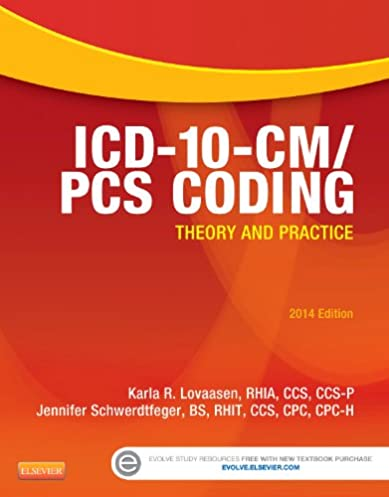 icd 10 cm pcs coding theory and practice 2014 edition 1e rh amazon com Structure Studies Typography H New Study H