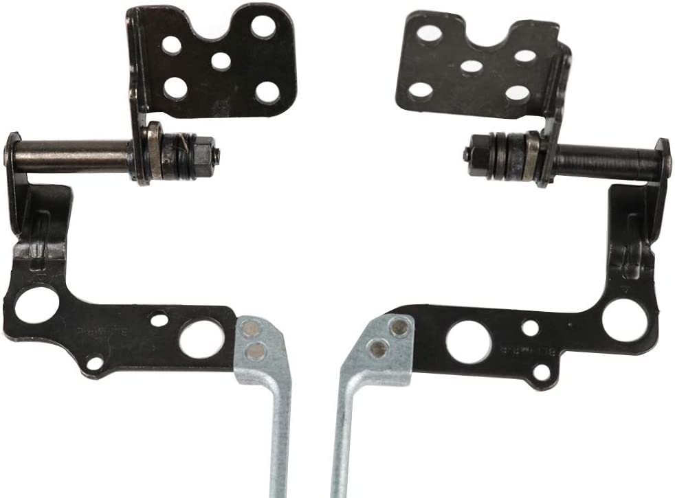 Zerama 1 Pair Replacement for L50B L50-B L50D-B L50-D-B LCD Screen Support Hinges Brackets LFT and Right