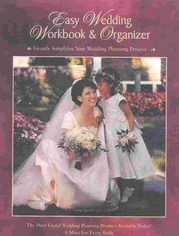 Easy Wedding Workbook & Organizer