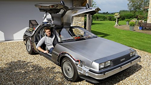 - Great Scott! Man Owns Real Life Back To The Future DeLorean