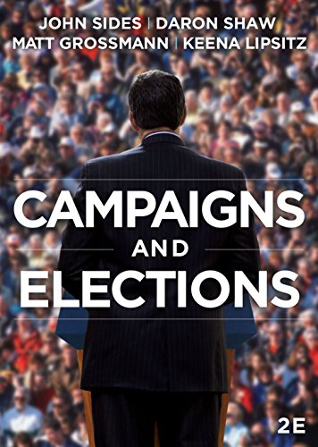 Download Campaigns & Elections (Second Edition) Pdf
