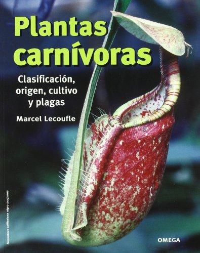 Descargar Libro Plantas Carnivoras M. Lecoufle