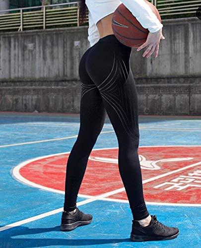 Ayujia Pantalones De Yoga para Mujer Pantalones De Gimnasia ...