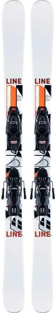Line 2021 Tom Wallisch Shorty Junior Skis
