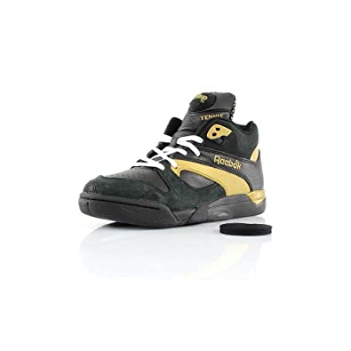 5049ac38876 reebok pump court victory pump mens hi top trainers V61440 sneakers shoes ( uk 10 us