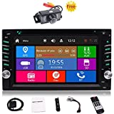"""Free Car Rear View Camera + Double Din 6.2"""" Touch Screen In Dash"""