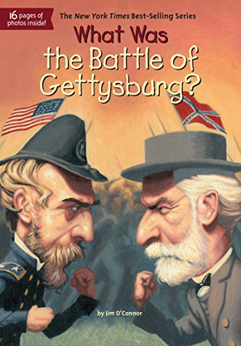 Books : What Was the Battle of Gettysburg?