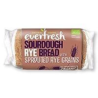 Everfresh Natural Foods   Rye Sourdough Bread   1 x 400g