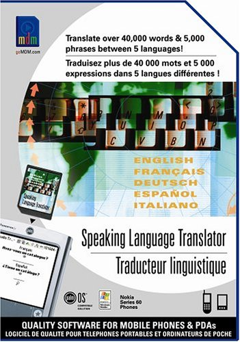 Price comparison product image Palm Speaking Language Translator (P10936U)