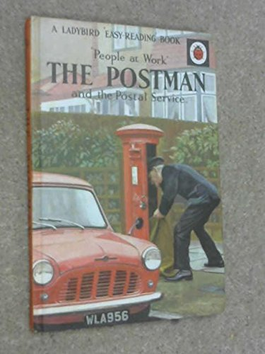 The Postman and the Postal Service (Easy Reading Books) by Vera Southgate - Shopping Southgate Mall