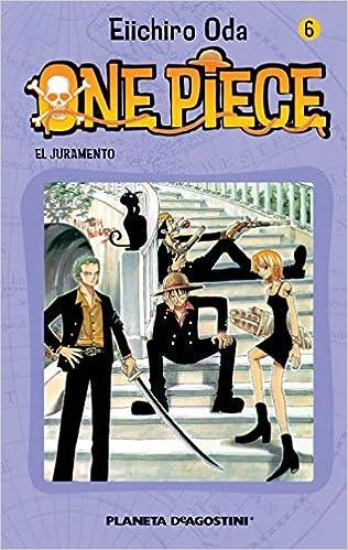 One Piece Nº 06: El Juramento por Eiichiro Oda epub