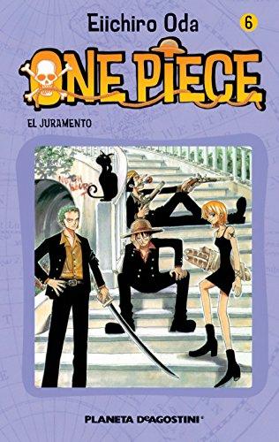 Descargar Libro One Piece Nº 06: El Juramento Eiichiro Oda