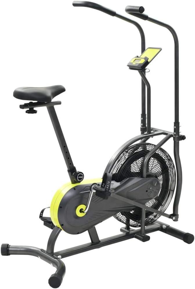 vidaXL Vélo Pneumatique d'Appartement Fitness Machine de Cardio Bicyclette:  Amazon.fr: Sports et Loisirs
