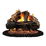 Peterson Real Fyre 18-inch Split Oak Gas Logs Only No Burner