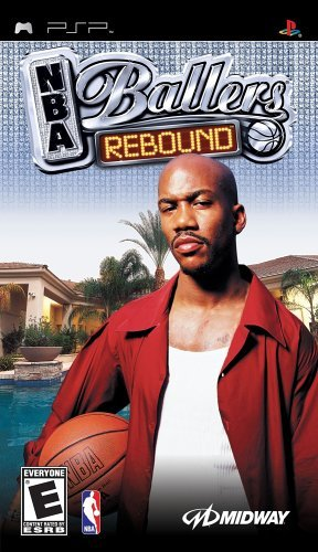 NBA Ballers Rebound - Sony PSP by Midway