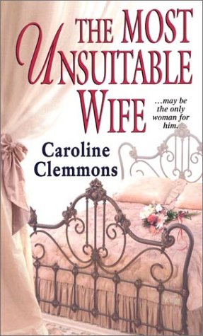 book cover of The Most Unsuitable Wife