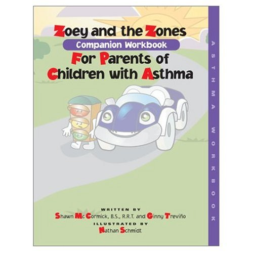 Meter Flow Pediatric (Zoey and the Zones Interactive Workbook for Parents of Children with Asthma (Live with and Manage Your Child's Asthma))