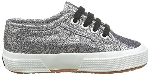 Superga Unisex-Kinder 2750 LAMEJ Sneaker Grau (Grey)