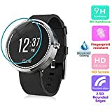 Voguecase® Motorola Moto 360 Smartwatch Premium Vetro Temperato 0,3mm Anteriore Protettiva Protezione dello Schermo Tempered Glass (HD), 9H Durezza, Trasparente