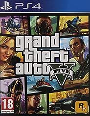 Grand Theft Auto 5 (GTA V) PS4 - PlayStation 4