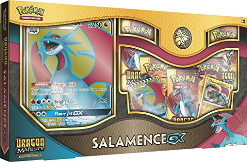 The Pokemon TCG: Dragon Majesty Special Collection Toy, Multicolor