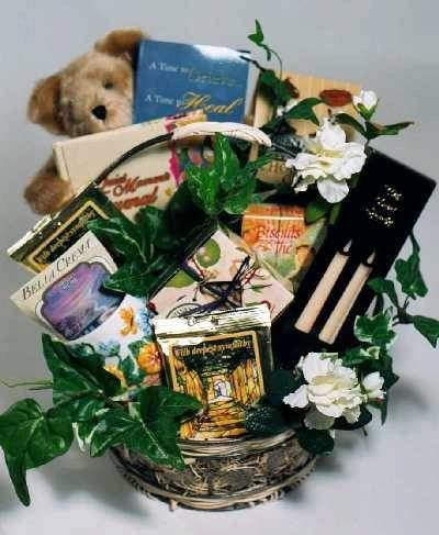 Gift Basket Village The Comfort Bereavement Gift Basket, Medium