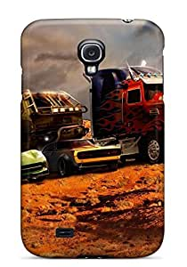 Excellent Galaxy S4 Case Tpu Cover Back Skin Protector Autobots In Transformers 4