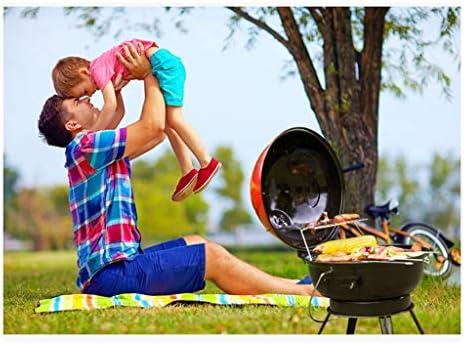CIGONG Réchaud De Camping en Plein Air Four À Charbon De Bois À Usage Domestique - Four À Charbon De Bois Barbecue