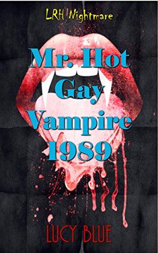 book cover of Mr. Hot Gay Vampire 1989