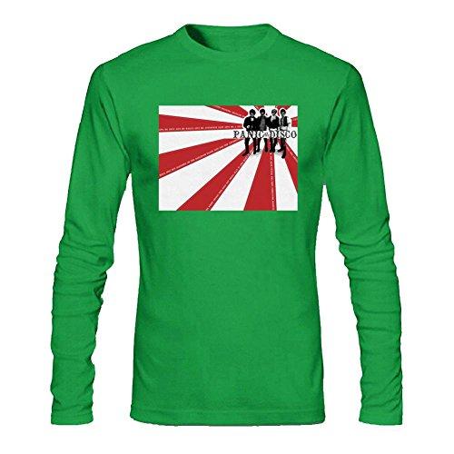 Men's Panic! At The Disco Long Sleeve T-Shirt