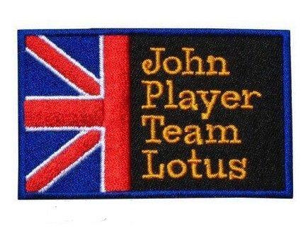 John Player Team Lotus Sports Car Formula 1 Racing Jacket Ve