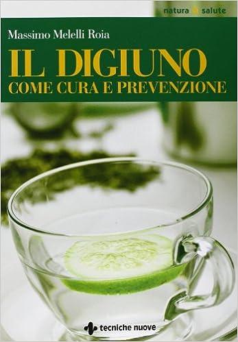 Book Il digiuno come cura e prevenzione