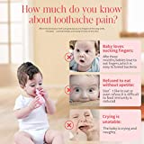 Baby Teether Silicone Teething Toys for Babies 3-6